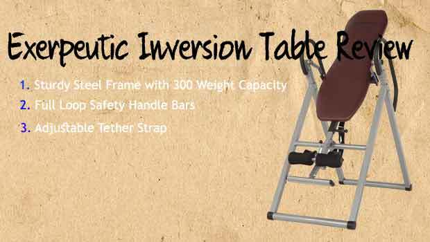 Exerpeutic-inversion review