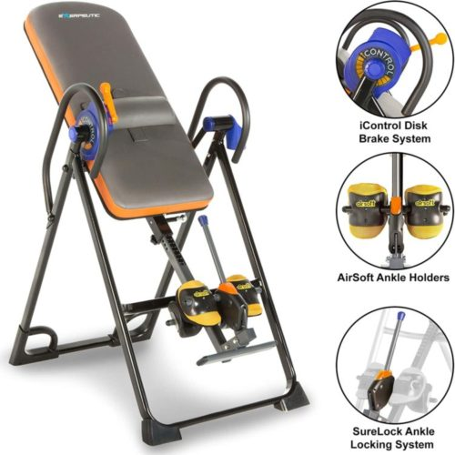 Exerpeutic 975sl Inversion Table review