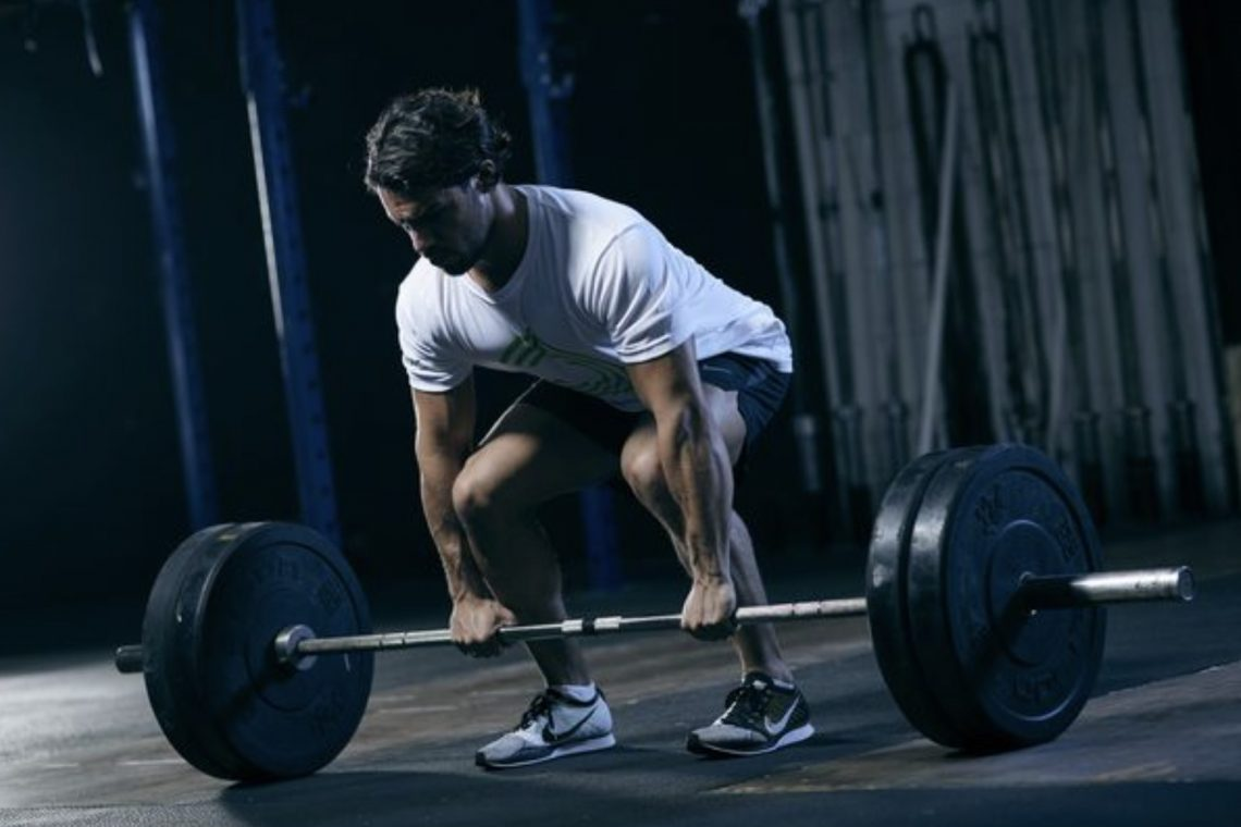 Lower back pain after deadlifting
