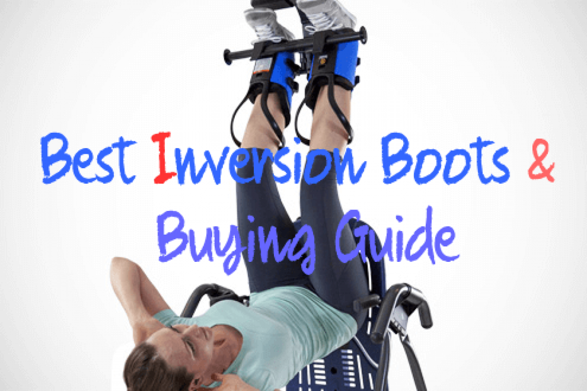 Inversion boots